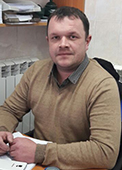 Котельников Евгений Павлович : Менеджер по снабжению